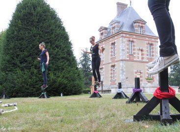 Challenge survie dans la forêt de Chantilly, une activité de team-building à découvrir