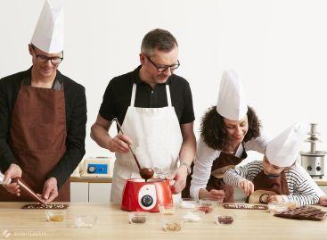 Un cours de cuisine à déguster ensemble, une activité de team-building à découvrir