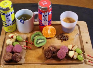 Petit-déjeuner façon bistrot sans gluten, un traiteur à découvrir