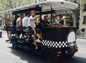 Filez en gyropode pour une visite insolite de Nice, une activité de team-building à découvrir