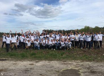 """Le jeu de piste """"ensemble pour la paix dans le monde"""", une activité de team-building à découvrir"""